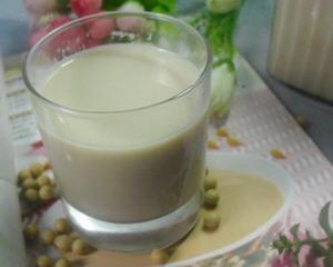 红枣养颜豆浆