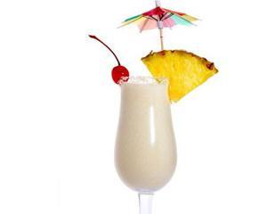 Pina Colada鸡尾酒