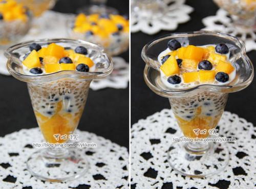 脆皮乳鸽做法_水果西米露的做法_图解水果西米露怎么做好吃-聚餐网