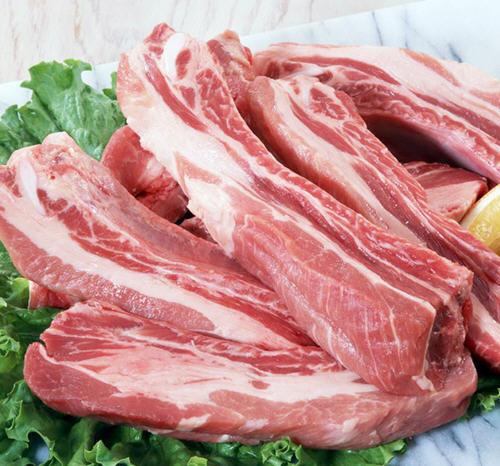 与猪小排相克食物表