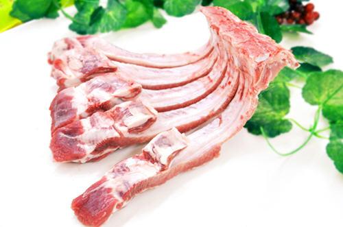 猪小排的热量是多少