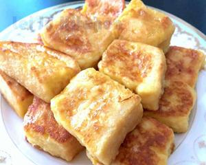 营养枫糖方块吐司