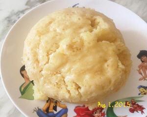 蜂蜜蒸蛋糕(电锅版)