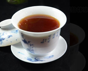 雪菊红枣枸杞饮
