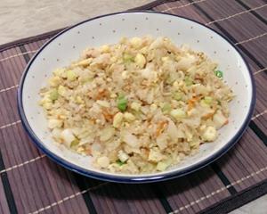 高丽菜炒饭