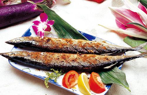 秋刀鱼的热量