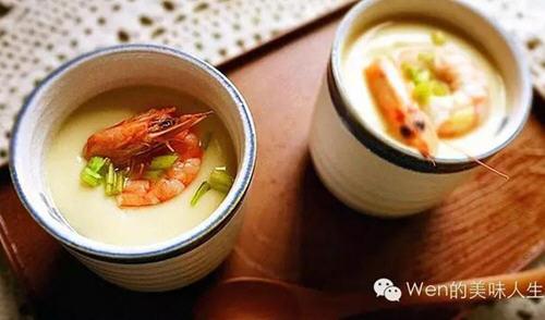 黄金比例日式茶碗蒸制作百年不败秘诀公开