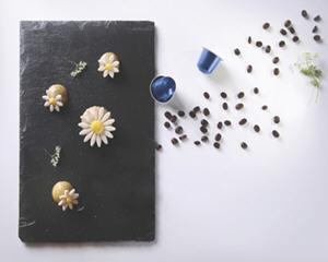 花花曲奇香沫咖啡