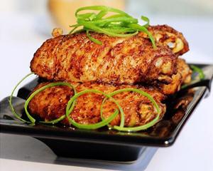 柚子盐烤鸡翅