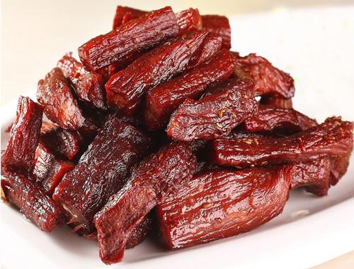 牛肉干热量分析