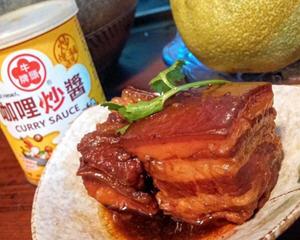 电锅版东坡肉
