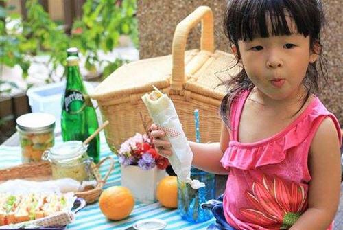 周末带孩子去野餐!野餐必备人气美食推荐