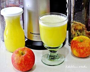 苹果芭乐果汁