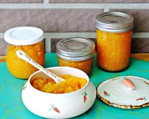 胡萝卜柳橙果酱
