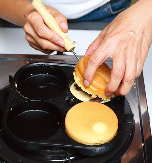 图解在家怎么做零失败的台湾红豆饼