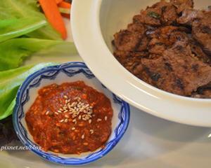 自制韩国包饭酱