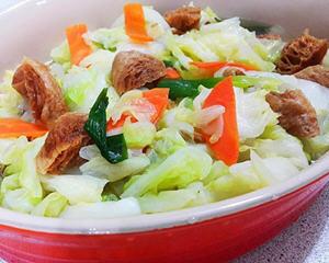 台湾卤白菜