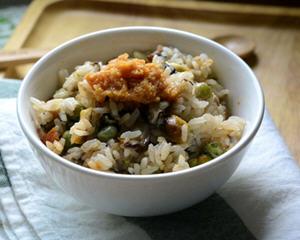 板栗香菇杂菜焖饭