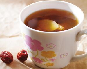 红枣桂圆生姜茶