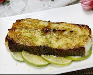 味噌烤鳕鱼
