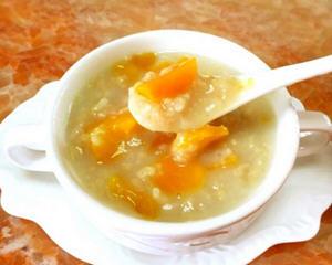 地瓜燕麦粥