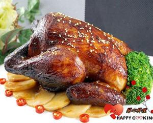 韩式辣烤可乐鸡