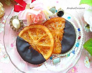 电锅版巧克力蜜糖橘片