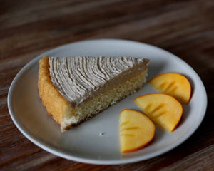 懒人栗子蛋糕