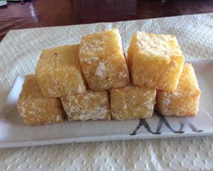 台湾宜兰糕渣的做法_图解台湾宜兰糕渣怎么做好吃