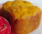 南瓜奶酪花生酸奶面包