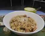 意大利培根蘑菇煨饭