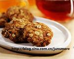 红糖燕麦饼干(君之)
