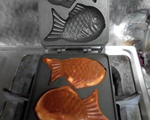 松饼鲷鱼烧