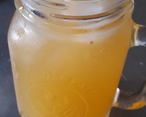 蜂蜜橘子柠檬汁