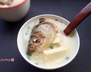 冻豆腐鱼骨汤