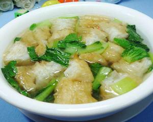 油条青菜汤