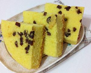 蜜枣海绵蛋糕