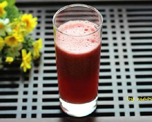 柠檬西红柿汁