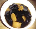 龟苓膏薯圆汤
