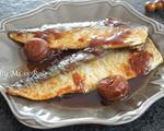 紫苏梅烧鲭鱼