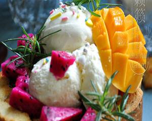 厚多士榴冰淇淋(面包机版)