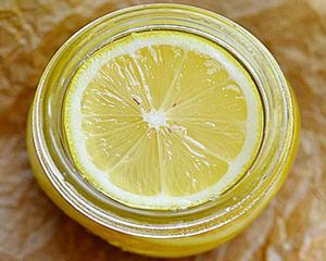 自制柠檬蜜