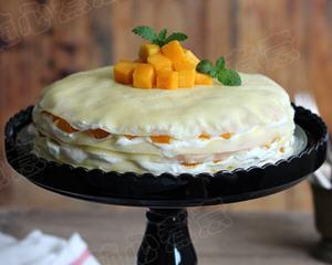 千层班戟蛋糕
