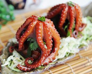 章鱼红烧肉