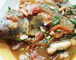 西红柿烧桂鱼
