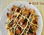 章鱼烧(Takoyaki)