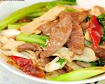猪油炒猪肝片