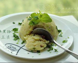 培根黑椒土豆泥