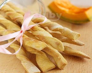 南瓜荞麦磨牙棒