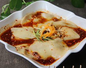 捞汁饺子皮